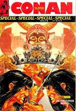Super Conan Spécial N°8 - Mon Journal - Avril 1989 - BE