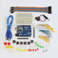 MINI Starter KIT COMPATIBILE ARDUINO UNO Atmega328 - CH340 - ART. CU07