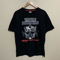 Transformers x Mambo Autobots Farting Dog T-Shirt Mens Large