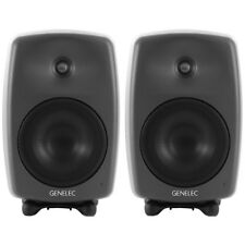 Genelec 8040B Active Studio Monitors (pair)