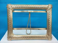 Antique Silver 900 Picture Frame