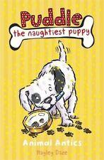 Puddle the Naughtiest Puppy: Animal Antics: Book 8,Hayley Daze