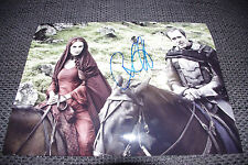 """CARICE VAN HOUTEN signed 8x11 inch autographed """"GAME OF THRONES"""" Photo InPerson"""