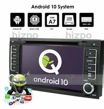 Android 10 DAB+ Car Stereo GPS For VW Touareg T5 Multivan WiFi DVR TPMS DVD USB