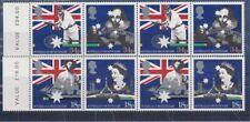Australian Bicentenary Royal Mail Mint Postage Stamps MNH