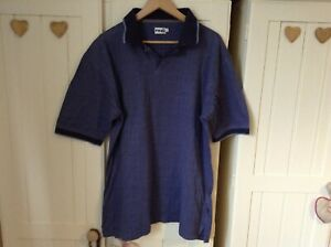 Mens Polo Top From PING Size L (Like A XL See Sizes)