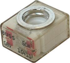 Blue Sea 5177 - 50 Amp Marine Rated Battery Fuse (MRBF) (OEM Cooper Bussman)