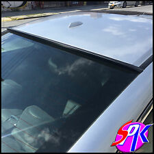 SPK 244R Fits: Infiniti M45 2003-2004 Polyurethane Rear Roof Window Spoiler