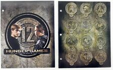 Hunger Games Pocket Folders May the Odds be Ever in your Favor ( Set of 2)