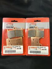GENUINE YAMAHA FRONT BRAKE PADS R1 R1M MT10 MT10SP XT1200Z 2C0-25805-00