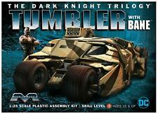 Moebius 967 The Dark Knight Trilogy Armored Tumbler with Bane 1:25 Scale Plastic