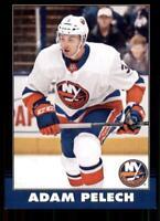 2020-21 UD O-Pee-Chee Retro Black Border 401 Adam Pelech /100 New York Islanders