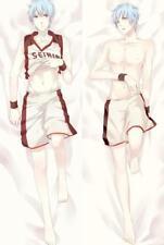 Japanese Anime Kuroko's Basketball Kuroko Tetsuya Hugging Body Pillow Case Cover