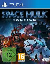Space Hulk: Tactics (PS4) PS4 Neu & OVP