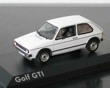 VW Golf 1Gti Von Norev In 1:43 Blanco 173 099 300 B9a Volkswagen Nuevo