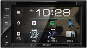 "Kenwood DDX26BT 6.2"" DVD/CD/AM/FM Receiver"