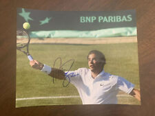 Pete Sampras Signed 8x10 Photo Autographed Tennis Champion