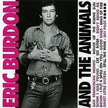 House of the Rising Sun von Burdon,Eric & the Animals   CD   Zustand gut