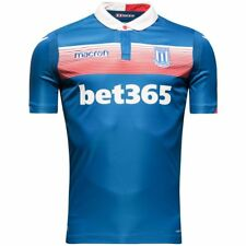 Brand New Genuine Stoke City 2017/18 Away Shirt  Adults Large & XL