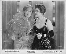 THE MERRY WIDOW original MGM publicity b/w lobby still photo JEANETTE MACDONALD