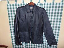 VINTAGE Rue 21 Real  Leather Jacket  Women's size Medium