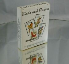 Vintage 50 State Birds & Flowers Collectible Trading Cards 1991 Educational