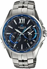 CASIO OCEANUS OCW-S3400-1AJF MANTA Elegant Watch Tough MTV 100% Genuine Product