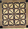 SALE - Publick House - traditional style pieced quilt PATTERN - Kathy Schmitz