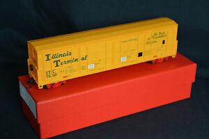 Illinois Terminal Boxcar ITC 7800 HO gauge USA Railroad