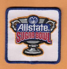 2012 Sugar Bowl Patch Michigan Wolverines Virginia Tech Hokies Jersey Jacket