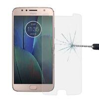 Display-Schutz-Glas 9H zu Motorola Moto G5s Plus - Echt-Glas-Folie Verbundglas
