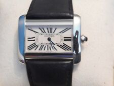 Cartier Tank Divan Ladies Watch 2600