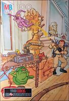 MB Puzzle The Real Ghostbusters 100 pieces 4757-6 COMPLETE