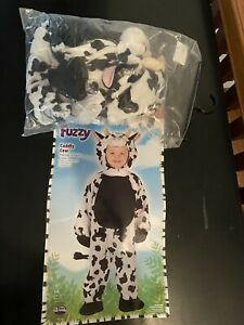 childs Cow Costume 3T-4T