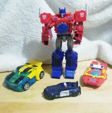 Tranformers Lot E2067 Playskool and more