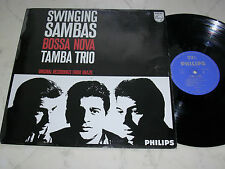 Tamba trio swinging sambas Bossa Nova philips LP