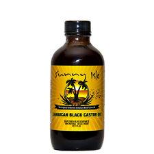 Sunny Isle Jamaican Black Castor Oil ORIGINAL 4OZ