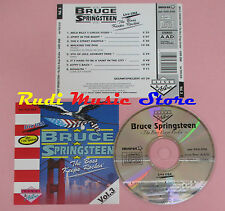 CD BRUCE SPRINGSTEEN Vol.3 The boss keeps rockin' live in usa germany(Xs8)lp mc