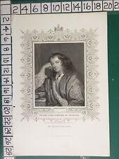c1830 PRINT ~ THOMAS LORD CLIFFORD OF CHUDLEIGH