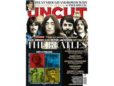 UNCUT MAGAZINE-PLUS CD! GOT A FEELING-AUGUST 2020-THE BEATLES-Brand New
