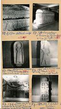 BEYROUTH c. 1960 - 27 Photos Musée Archéologie Liban - Pl 226