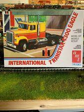 AMT International Transtar 4300 Eagle  Plastic Model Truck Kit # AMT-629  1/25