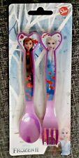 Disney FROZEN II Cutlery Set Spoon & Fork