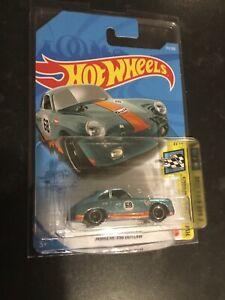 Hot Wheels - 2021 Super Treasure Hunt Porsche 356 Outlaw