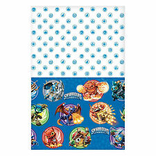 "96"" x 54"" Skylanders Video Birthday Game Party Disposable Plastic Table Cover"