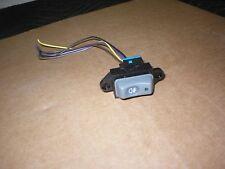 1990 91 92 Firebird Trans Am Foglight Control Switch &  Wiring Pigtail FOG LIGHT