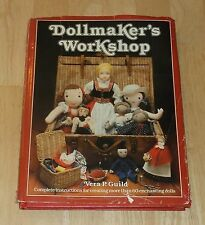 Dollmaker's Workshop Doll Makers Vera P Guild