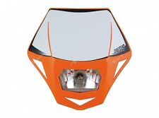 Mascherina Faro Anteriore Rtech Genesis Arancio KTM Headlight