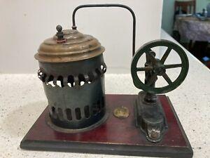 Krauss, Mohr & Co toy steam engine vintage made around 1900 quite rare