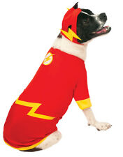 "Flash DC Comics Pet Dog Costume,Small, Neck to Tail 11"", Chest 17"""
